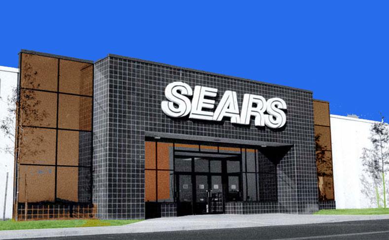 Sears At Salmon Run Mall Robertson Strong Apgar Architects